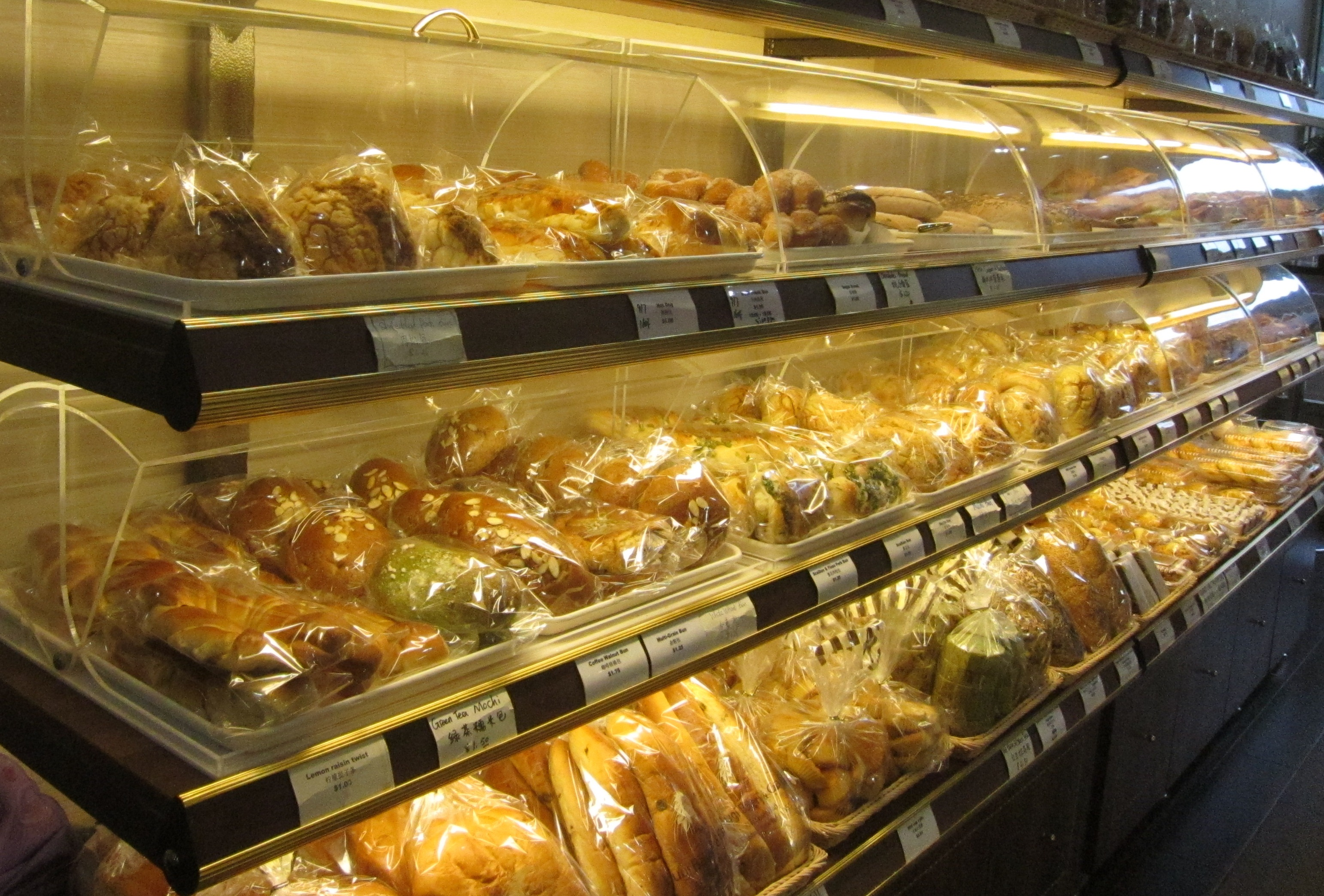 The Scent Of Memory Western Style Chinese Bakeries Asia