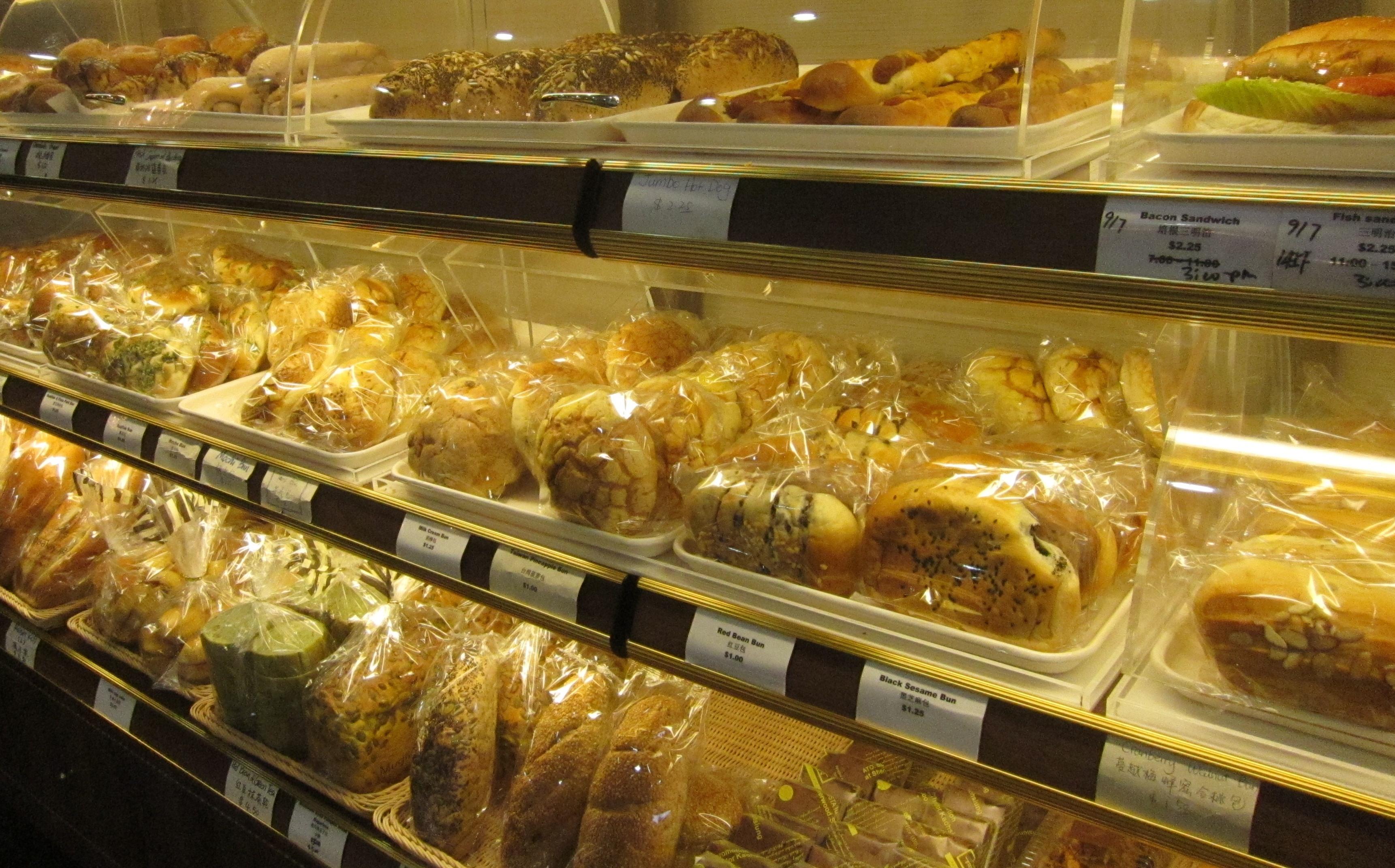 Asian Bakeries 85